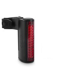 Cube ACID Outdoor HPA Światło tylne czerwone LED, czarny/czerwony